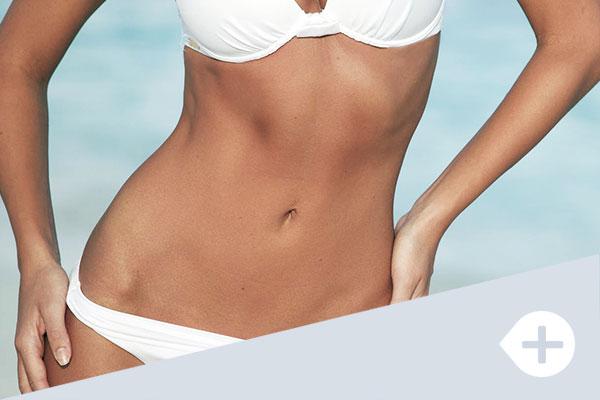 técnica eliminación grasa abdomen