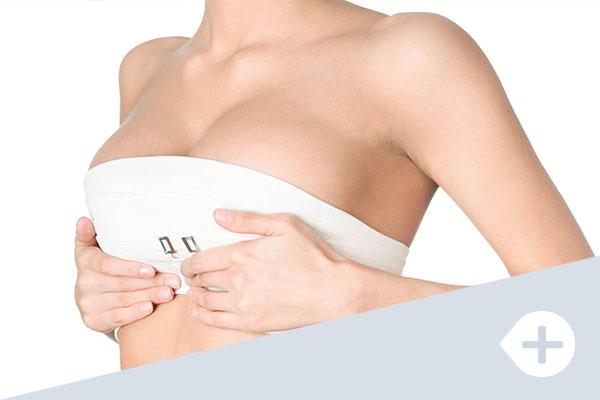 cirugía para corregir la asimetria mamaria