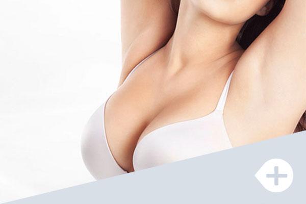 aumento mamario clínica luanco
