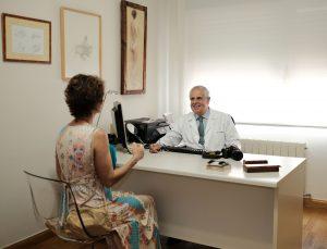 Consulta doctor luanco